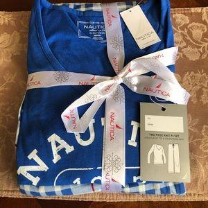 Náutica 2 Piece Set Gift Sleepwear